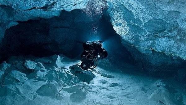Самая большая пещера в мире Орда
