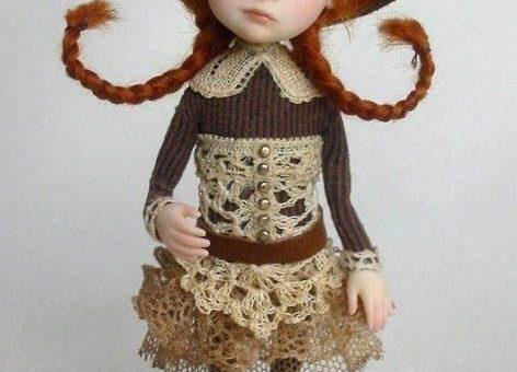 Авторские куклы Ana Salvador