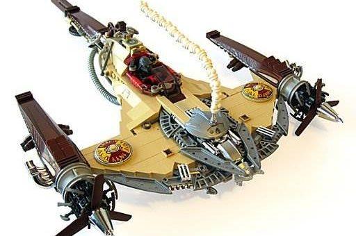 Поделки из Lego