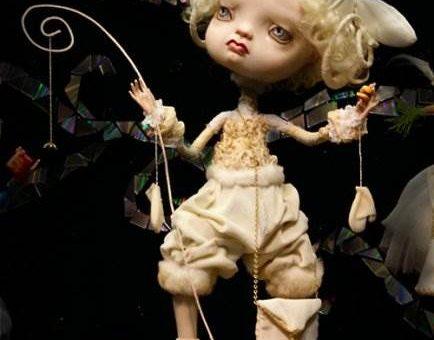 Авторские куклы Петрова Саша