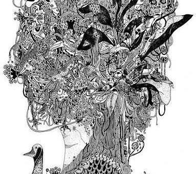 Графика от Melissa Murillo