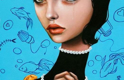 Красивые рисунки от Sarah Joncas