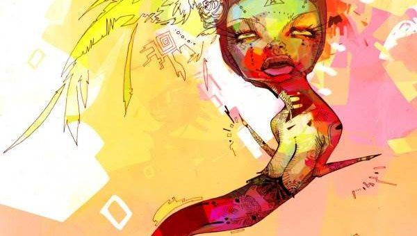Французские художники Nzinzi Fabrice