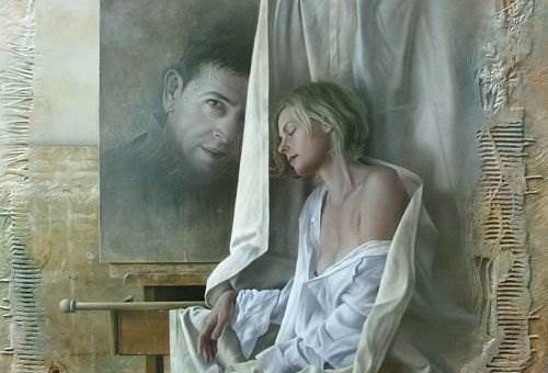 Pascal Chove современные французские художники