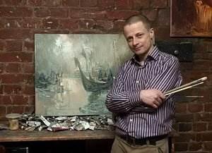 Мстислав Павлов Петербургские художники
