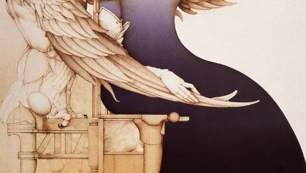 Michael Parkes американский художник