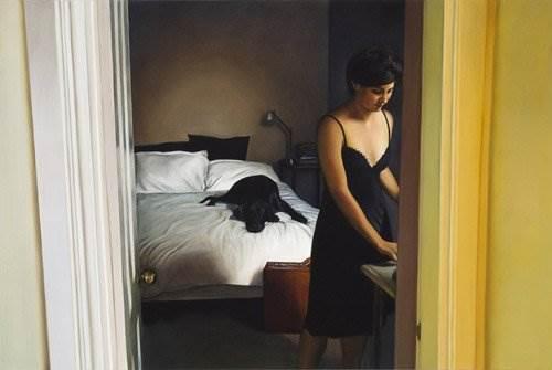 Сверхреализм в работах художника Anwen Keeling