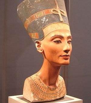 Нефертити - идеал красоты