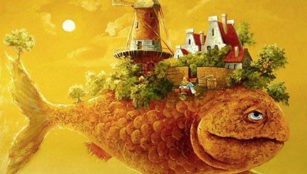 Антон Горцевич работы художника