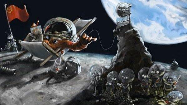 Британские художники Jonny Duddle