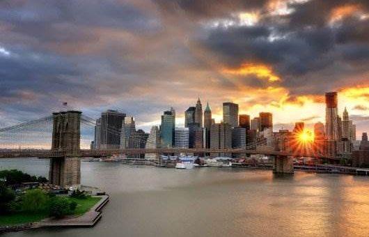 Нью-Йорк глазами местного фотографа Эндрю Картера Мейса