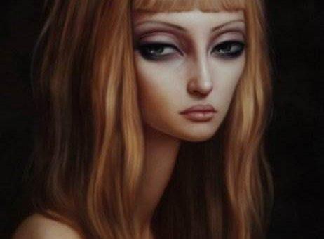 Лори Эрли (Lori Earley) женские портреты