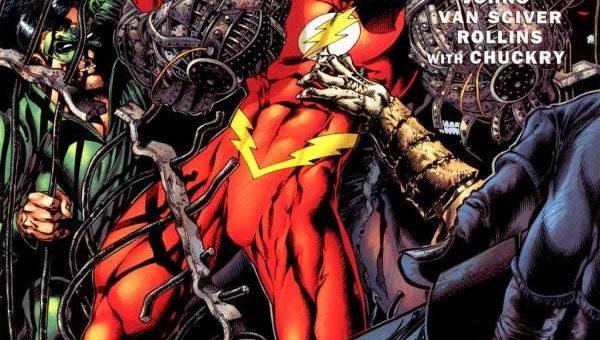 Flash (Iron heights) комикс