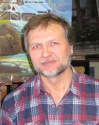 Угланов Александр художник-славянист