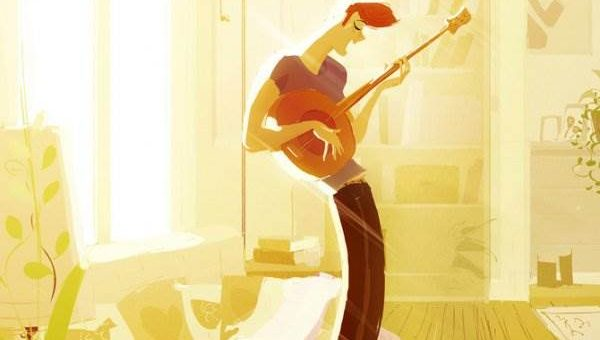 Pascal Campion трогательные иллюстрации