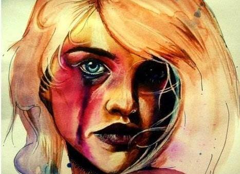 Акварельная живопись Olga Noes