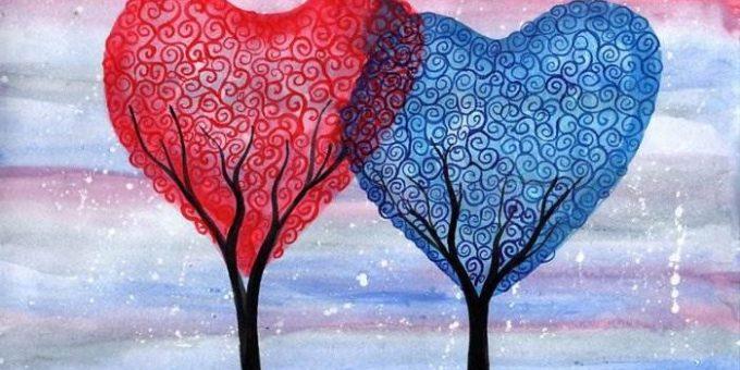 Поздняя любовь, две жизни – две параллели