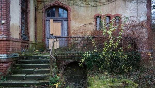 Заброшенные места. Больница Белиц-Хайльштеттен