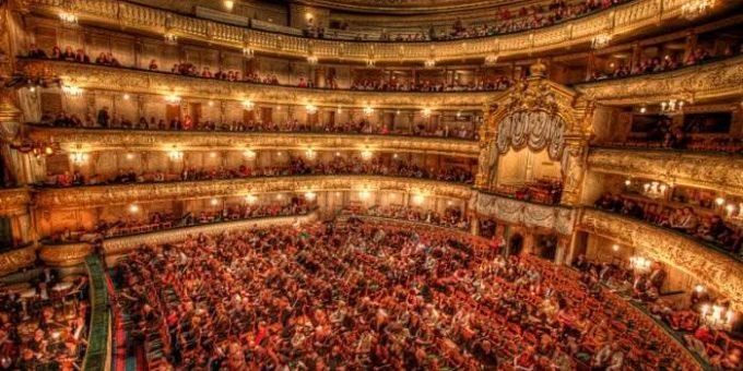 Афиша ближайших мероприятий - концерты, театры