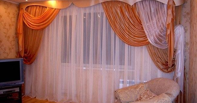 Самые красивые шторы фото
