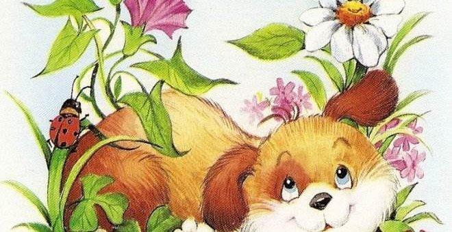 Детские иллюстрации художницы Марины Емельяновой