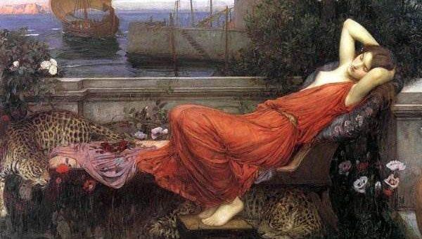 Джон Уильям Уотерхаус художник картины