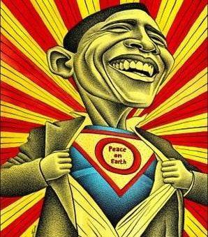 Карикатуры на Обаму