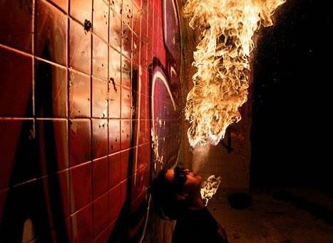 Tom Lacoste - Игры с огнём