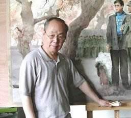 Прекрасные акварели художника Гуаня Вейксинга