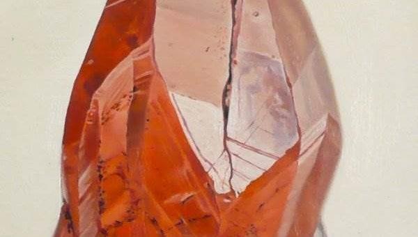 Фотореалистичные рисунки минералов Carly Waito
