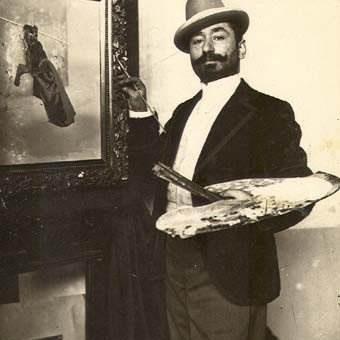Вардгес Акопович Суренянц – армянский живописец, иллюстратор и теоретик искусства