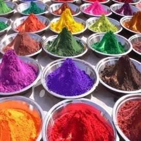 Пигметы красок