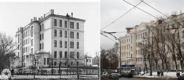 Преображение Москвы фото