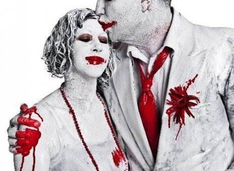 Фотограф Wes Naman - bloody Valentine's day