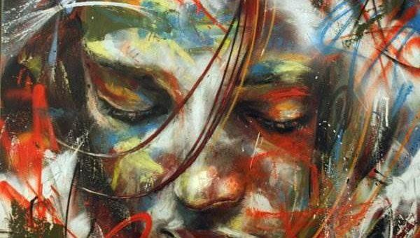 David Walker красочный взрыв