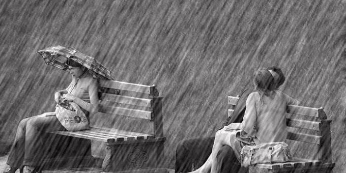 О чем спешат нам рассказать дожди