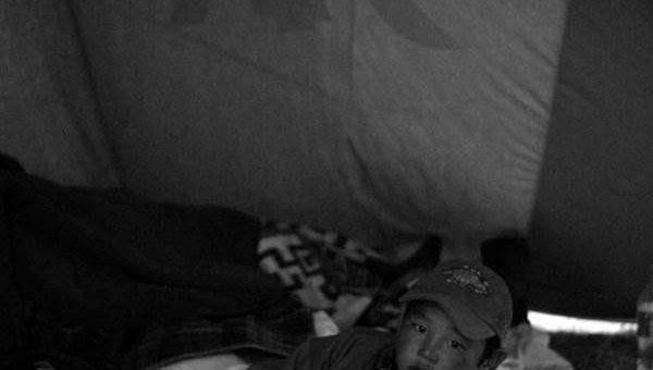 Кочевники Монголии фото