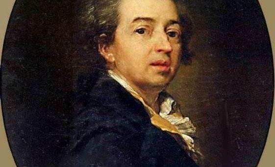 Левицкий Дмитрий Григорьевич – русский художник-портретист