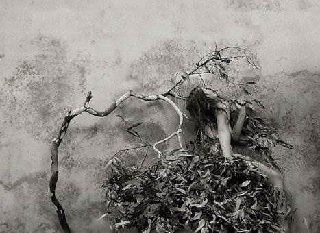 Jessica Tremp серия фотографий Pick up sticks