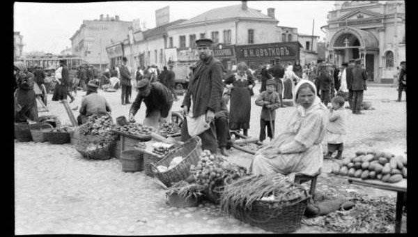 Фото старой Москвы (Murray Howe)