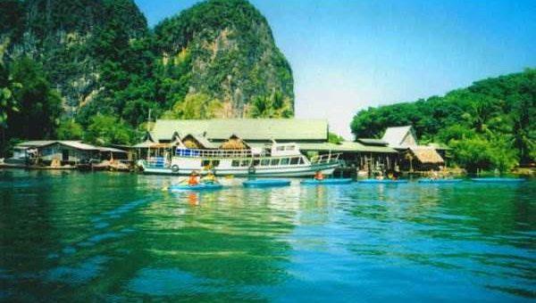 Туры в Кантанг, Таиланд