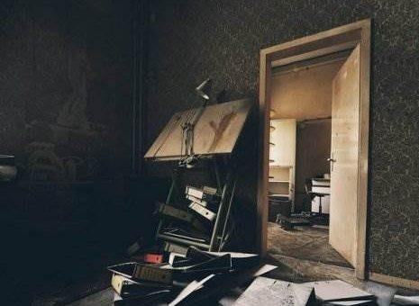 Daniel Schmitt фото заброшенных домов