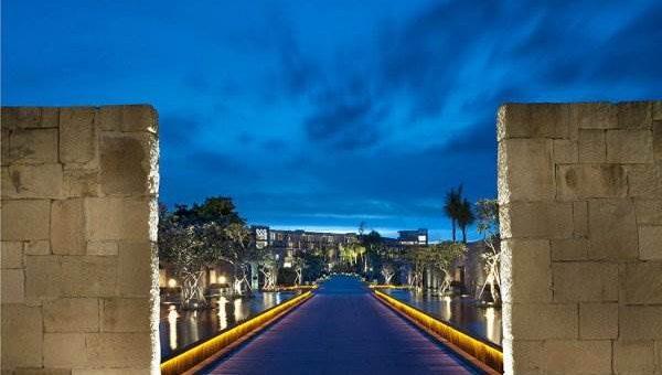 W Отель Бали (20 фото)