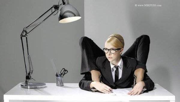 NIKITZO - будни в офисе