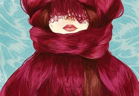 Иллюстрации Marcos Chin