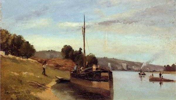 Камиль Писсарро картины