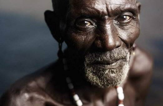 Фотограф Joey lawrence. Племена Эфиопии