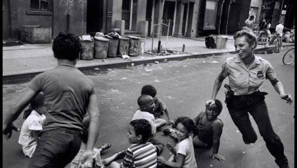 Полиция Нью-Йорка фото, 70-е