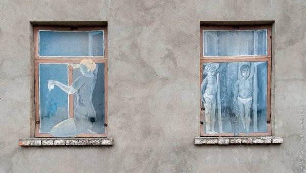 Граффитчик из Боровска