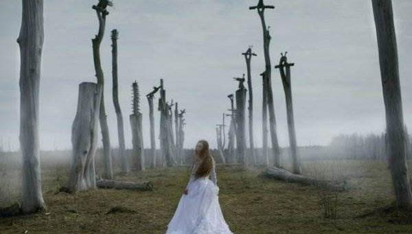 Мистические фотографии Катерины Плотниковой